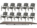 Nassau outdoor chairs and table
